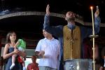 Кръщене в Храм Света Троица