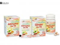Продуктова фотография на хранителни добавки НатСтим