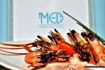 Снимки за рекламни материали на ресторант The MED