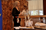 Сватбена фотография в ритуална зала Красно село, гр. София