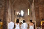 Кръщене в Храм Света София