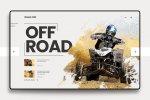 Заснемане, графичен и web дизайн Off Road