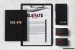 корпоративна идентичност на ELEVATE Offroad
